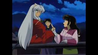 Inuyasha with Sango and Miroku