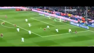 FC Barcelona Tiki Taka Vs Real Madrid ( 5 - 0 )