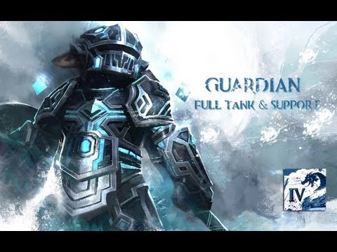 Guild Wars 2 | PvE Guardian Tank & Support Build