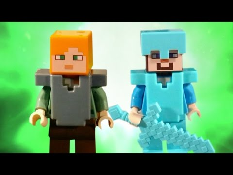 LEGO MINECRAFT MEGA MIX