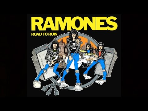 Ramones - I just wanna have somethin to do