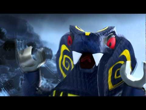 Lego ninjago hypnobrai youtube - Ninjago les 4 armes d or ...