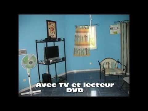 location de maison de vacances s n gal la villa ker tukki et son quipe youtube. Black Bedroom Furniture Sets. Home Design Ideas