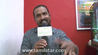 Veludas Gnanasambandam At Aakkam Movie Team Interview