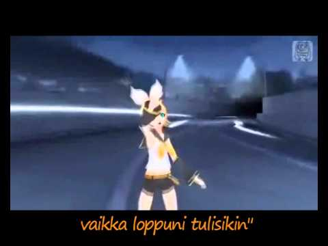 Kagamine Rin & Len - Orphans [finnish Sub] video