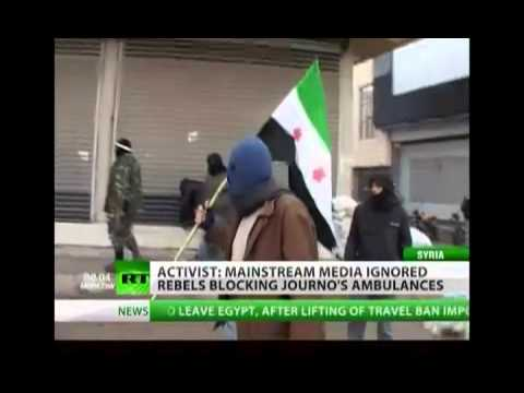 Syria Reality in Homs: Eyewitness Accounts of Atrocities Committed by Rebels