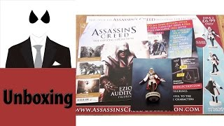 Assassin's Creed The Official Collection - Issue 2 - Ezio Auditore da Firenze - Unboxing & Review