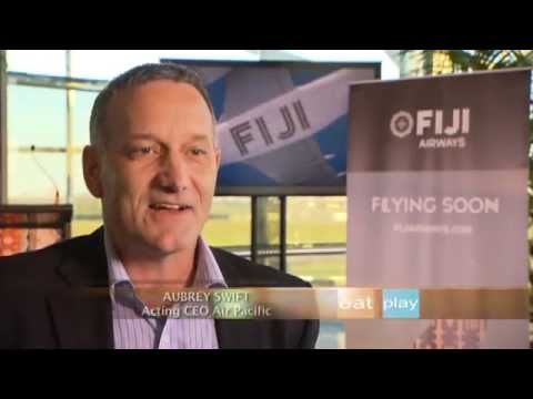 Fiji Airways Brisbane Launch
