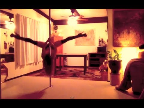Jessica Rabbit Song - Pole Dance Freestyle (Why Don't You Do Right)