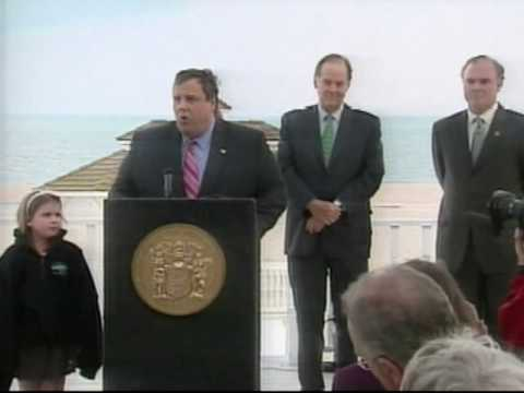Christie - Earth Day - NJN News Environment Report