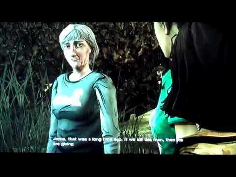 The Walking Dead 400 Days DLC walkthrough part 7-Its the old people that stole our boat!