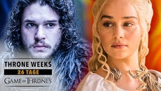 WER rettet WESTEROS? - AZOR AHAI in GAME OF THRONES | THRONE WEEKS