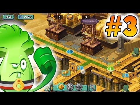 Plants vs Zombies 2 | Version 1.4.2 | Episodio 3 | Sin Hacks