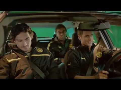 Opel Active TV-Spots: Das Making-of mit Jürgen Klopp, Michael Zorc, Sebastian Kehl, Mats Hummels...