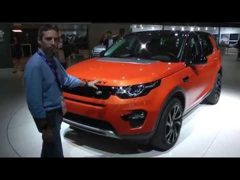 Land Rover Discovery Sport | Salone di Parigi 2014. HDmotori.it