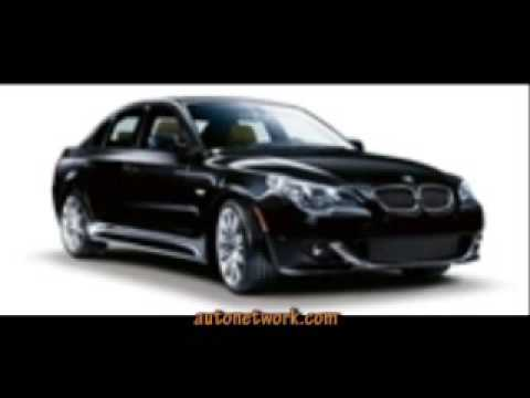 2008 BMW 5 Series Car Review.