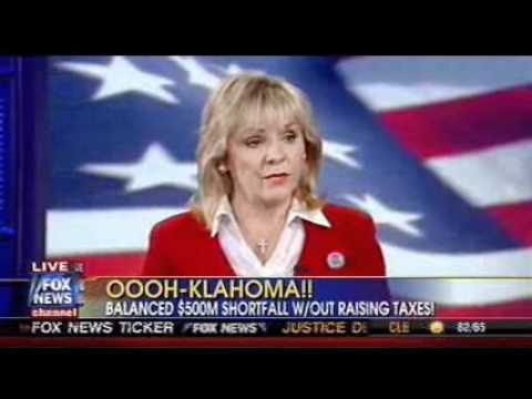 Oklahoma Gov. Mary Fallin on FOX and Friends
