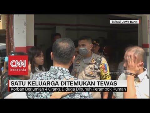 download lagu Polisi Bentuk Tim Selidiki Pembunuhan Satu Keluarga di Bekasi gratis