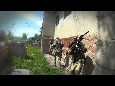 Тактический пейнтбол:  День Т (14.05.2017)