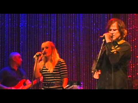 Isobel Campbell & Mark Lanegan - You Won't Let Me Down Again live 10/14/10 Philadelphia, PA