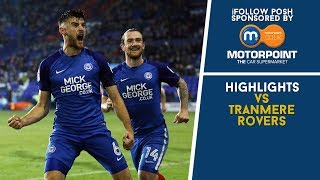 HIGHLIGHTS | Tranmere Rovers vs The Posh