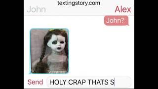 The Doll (Creepy Text Story)