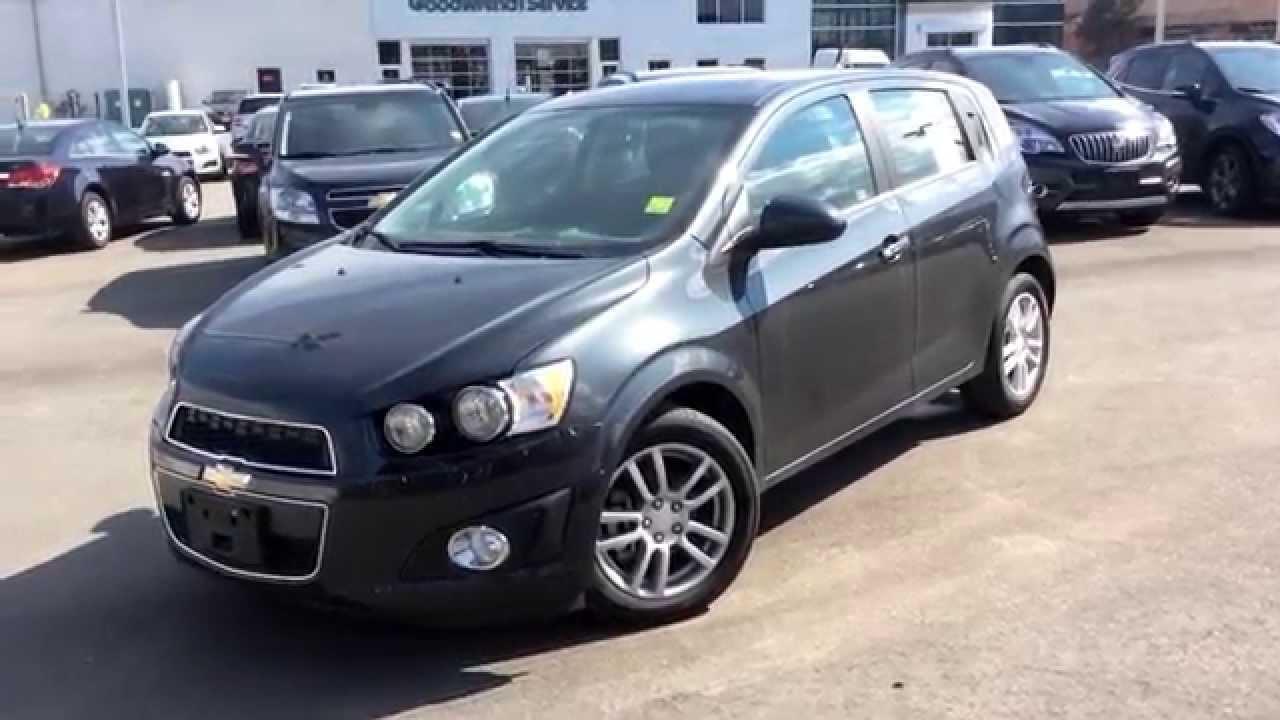 New 2014 Chevrolet Sonic lt
