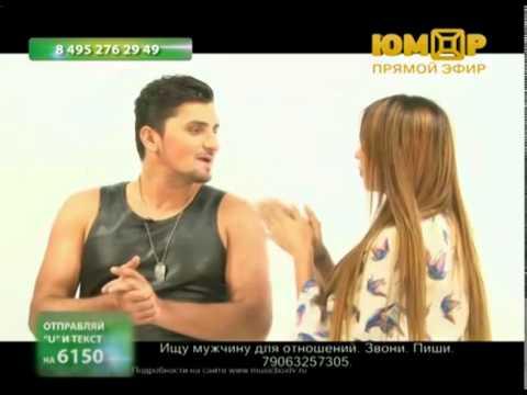 WELCOME SHOW на ЮМОР ТВ. В гостях: ГИО МЕЛИК. Эфир от 2 июня 2014