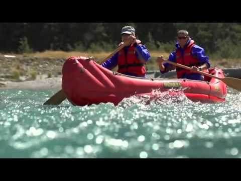 Dart River Wilderness Jet 30 INTRO
