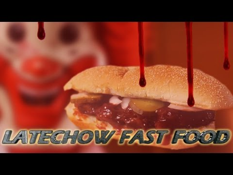 McDonald's McRib: Latechow Fast Food - Episode 6