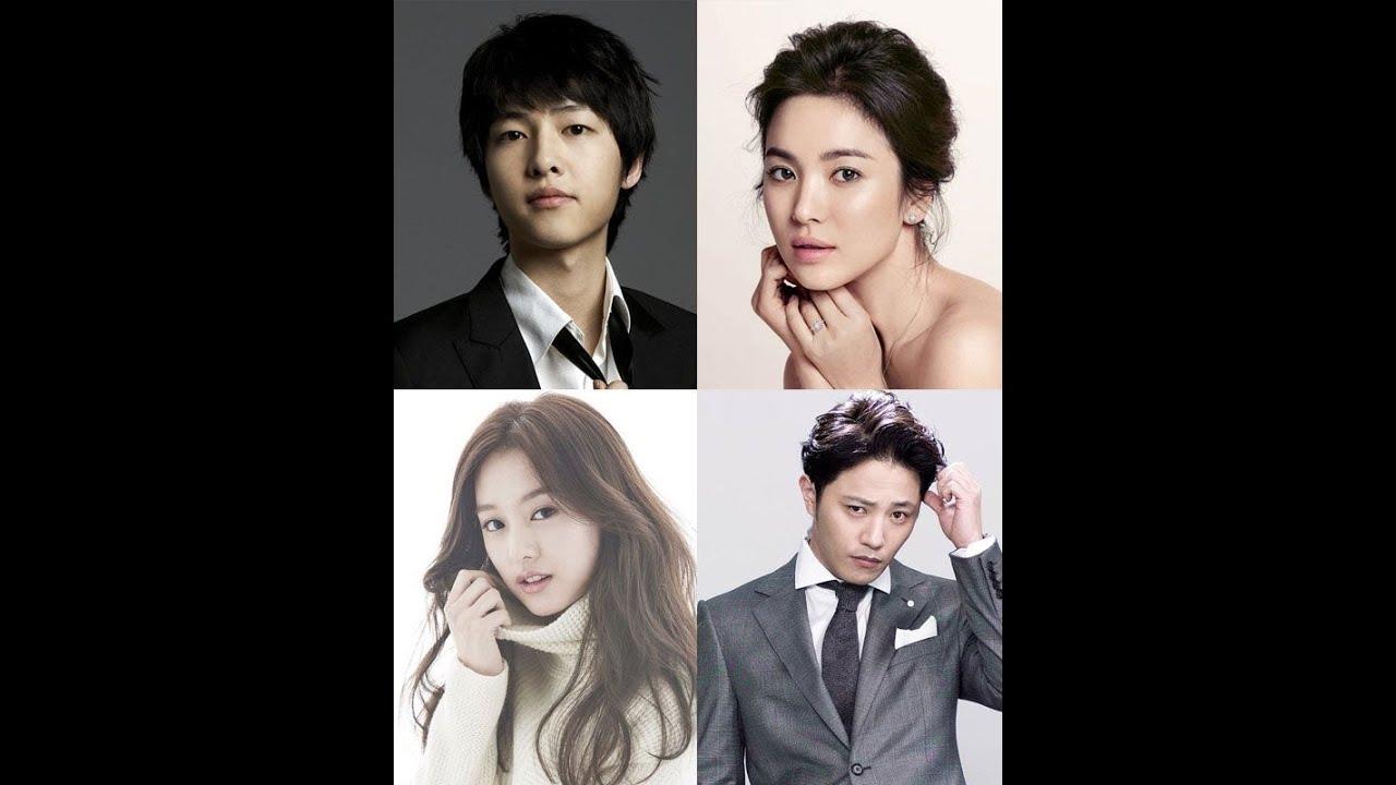 Song Hye Kyo Song Joong ki Song Jong ki And Song Hye Kyo