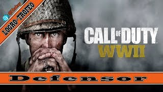 Call of Duty WWII - Defensor - Logro / Trofeo