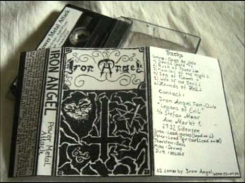 Iron Angel - Power Metal Attack - Demo 1984 Pt. 2