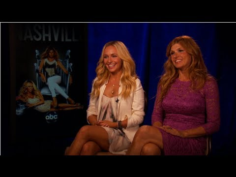 Connie Britton and Hayden Panettiere Say Nashville Isn't All About Catfights
