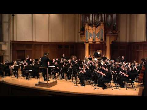 Lawrence University Symphonic Band & Wind Ensemble - October 17, 2015