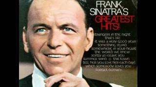 Watch Frank Sinatra Forget Domani video