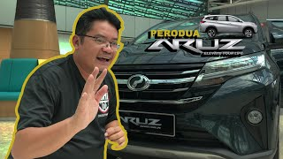Perodua Aruz - Sesuai untuk semua! | Review