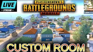 Road to 1K | PUBG MOBILE Live Stream Custom Rooms! (English / NA Server)