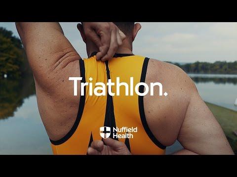 Triathlon Swimming Technique | Nuffield Health