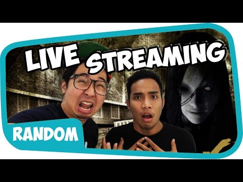 LIVE STREAMING SCREAMING [DREAD OUT]