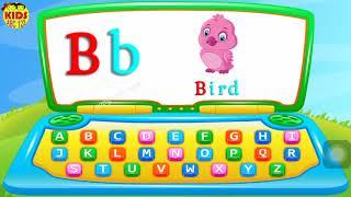 Dạy bé học Tiếng Anh - Teaching English to children - Kids Channel ABC 123