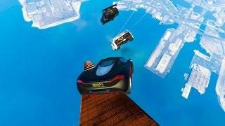 NAJVECA RAMPA IKADA ! Grand Theft Auto V - Lude Trke w/Cale