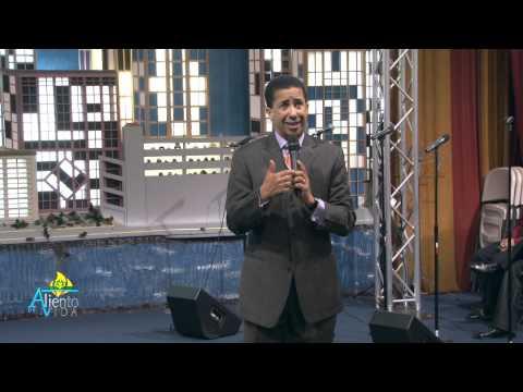 Pastor Victor Tiburcio Refrescar y Fortalecer la Fe