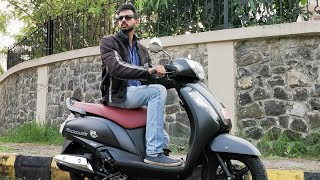 Suzuki Access 125 Review - I Race Activa | Faisal Khan