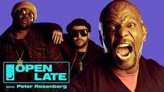 Is This Hip-Hop's True Golden Age? Plus, Terry Crews and Smoke DZA | Open Late with Peter Rosenberg
