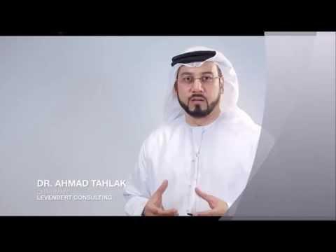 Dr Ahmad Tahlak  Dubai Radio  Breakfast program  Call Center Interview