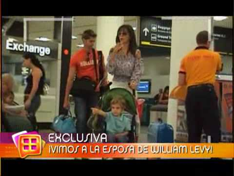Paparazzi esposa de William Levy