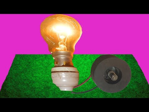 Free Energy Light Bulbs Free Energy 230v For Life Time Using magnet  just Entertainment thumbnail