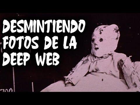 Desmintiendo imágenes de la Deep Web