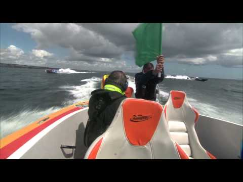Highlights XCAT Powerboat race - Cascais